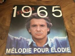 166/ MICHEL SARDOU 1965 MELODIE POUR ELODIE - Vinyl Records