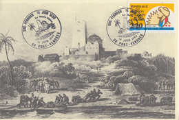 Carte    FRANCE   SIDI - FERRUCH      PORT VENDRES     1993 - Militaria