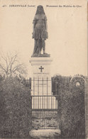 °°°  45   JURANVILLE  :  Monument Mobiles Du Cher Guerre De 1970      °°°  ///  REF NOV.18 : BO.45 - Andere Gemeenten