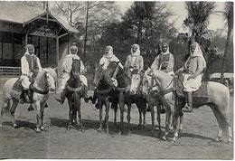 BEDUINES WITH HORSES PC UNUSED - Chevaux