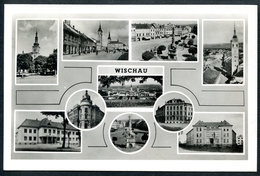 Wischau, Vyskov, MBK(10);17.11.1939, Brünn-Seutsche Dienstpost, Feldpost, Jihomoravsky Kraj, - Tschechische Republik