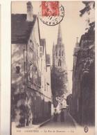 CPA - 133. CHARTRES La Rue De Beauvais - Chartres