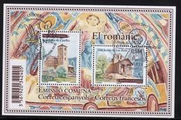 ANDORRE ESPAGNE BLOC FEUILLET N° 6** Neuf Et Oblitéré 1er Jour 6/10/2010 Très Beau - Andorra Spagnola
