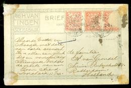 NED-INDIE * HANDGESCHREVEN  POSTKAART Uit 1926 Gelopen Van SOERABAJA Naar ROTTERDAM  (11.454o) - Netherlands Indies