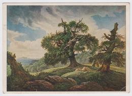 Carus (1789-1869) - Eichen Am Meer - Carus