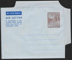 St Christopher-Nevis-Anguilla Aerogramme 12c King C1950 Unused! STK#X21267 - St.Christopher-Nevis-Anguilla (...-1980)