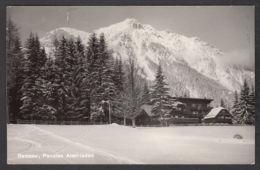 86665/ RAMSAU AM DACHSTEIN, Pension Almfrieden, Léger Pli D'angle, Leichte Eckfalt - Ramsau Am Dachstein