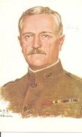 Militaria. CPA. Personnages. John Joseph Pershing,militaire Américain (1860-1948) (le Grade De Général Of The Armies) - Personen