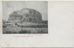CPA - TROPAEUM TRAIANI LA ADAM CLISI - FRANZ DUSCHEK, FOTOG - 1904 - Roumanie