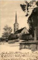 Travers - L Eglise - NE Neuchatel