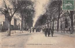85 - La Roche-sur-Yon - La Gendarmerie  Nationale - Belle Animation - La Roche Sur Yon