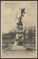 CPA - ST LO - Monument De La Victoire   Mr Grisard Sculpteur - Edition G.Artaud - Saint Lo
