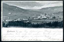 Kuschwarda,26.8.1901, Strazny, Prachatice, Jihocesky Kraj, Verlag Seidl Nr. 39 - Tschechische Republik