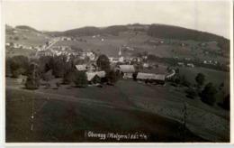 Oberegg - Holzern - AI Appenzell Rhodes-Intérieures