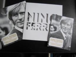 Plaquette 44 Pages & Une Carte Postale : Exposition Nino Ferrer, Il Était Une Fois L'homme, 2014 - Music & Instruments