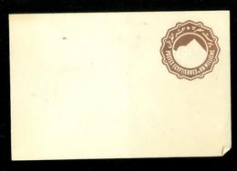 ENTIER POSTAL STATIONERY POSTES EGYPTIENNES CIRCA 1900's  (11.454u) - Egypte