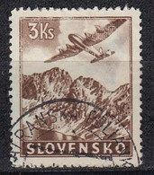SLOWAKEI 1939 - MiNr: 52 X  Used - Slowakische Republik