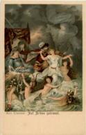 Aus Undine - Auf Erden Getrennt - Fairy Tales, Popular Stories & Legends