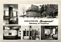 Altenberg - Sanatorium Raupennest - Altenberg