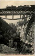 Gotthardbahn - Eisenbahnbrücke Bei Goeschenen - TI Tessin