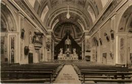 Faido - Interno Della Chiesa - TI Tessin