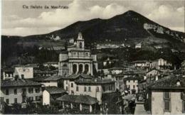 Un Saluto Da Mendrisio - TI Ticino