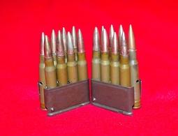 DEUX CHARGEURS FUSIL GARAND USM1 - Decorative Weapons