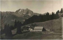 Wallenstadtberg - Negerdörfli - SG St. Gall