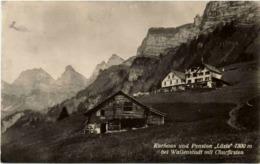 Wallenstadt - Kurhaus Und Pension Lüsis - SG St. Gallen