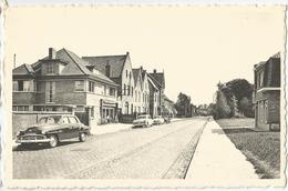 8En-225: Loppem  Statiestraat  Rue  De La Station  Nels + Auto's - Zedelgem