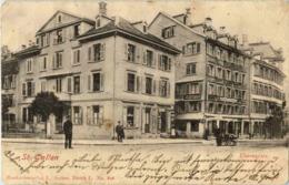 St. Gallen - Unionplatz - SG St. Gall