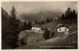 Rothwald - Schutzhaus Und Postablage - VS Valais