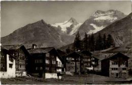 Saas Fee - Lomatten - VS Valais