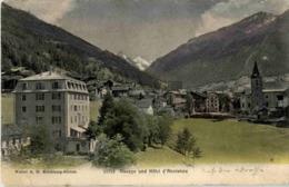 Vissoye Und Hotel D Anniviers - VS Valais