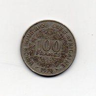 Africa Dell' Ovest - 1970 - 100 Franchi - (Vedi Foto) - (MW1812) - Monete