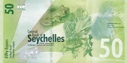 Seychelles P.49  50 Rupees 2016 Unc - Seychelles