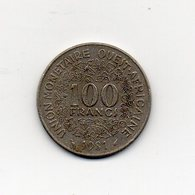 Africa Dell' Ovest - 1981 - 100 Franchi - (Vedi Foto) - (MW1813) - Autres – Afrique