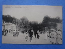 BELGIQUE-BRUXELLES-entrée Du Bois De La Cambre , Animée - Parks, Gärten