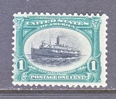 U.S. 294   No Gum    *  STEAMSHIP - Unused Stamps