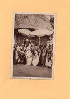Carte Postale - Sultan De FOUMBAN Et Sa Suite - Postcards