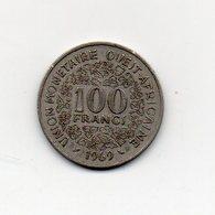 Africa Dell' Ovest - 1969 - 100 Franchi - (Vedi Foto) - (MW1815) - Monete