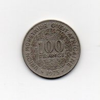 Africa Dell' Ovest - 1975 - 100 Franchi - (Vedi Foto) - (MW1817) - Monete