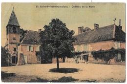 SAINT PRIEST BRAMEFANT - Château De La Motte - Autres Communes