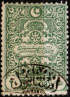 Turkey 1922 Postage Due Stamp 20 Para 1 Value Cancelled - 1921-... République