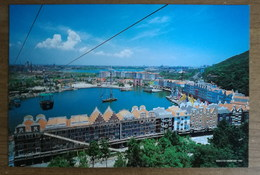 Sightseeing Cable Car,China 2001 Hangzhou Paradise Amusement Advertising Pre-stamped Card - Other