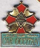 LISLE SUR TARN - C.A.R. OCCITAN - (Rassemblement National D'anciennes Renault - Renault