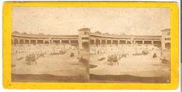 Paris - Porte Dauphine -  Von 1900 (S029) - Stereo-Photographie