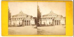 Paris - Cirque De L'imperatrice-  Von 1900 (S030) - Stereo-Photographie