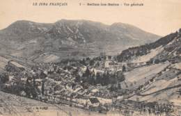 39 - SALINS-les-BAINS - Vue Générale - France