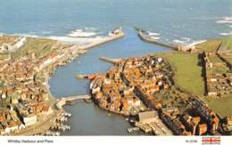 WHITBY Harbour And Piers - Whitby